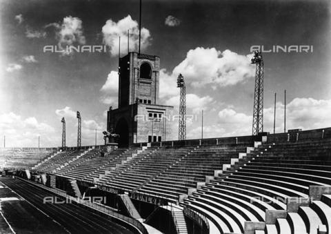 ACA-F-042889-0000 - Torre di Maratona, Stadio Comunale, Bologna