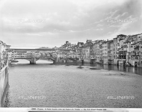 ACA-F-043665-0000 - Ponte Vecchio, Florence