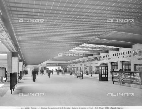 ACA-F-044318-0000 - Santa Maria Novella Train Station, Florence