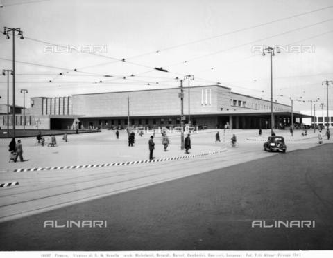 ACA-F-048607-0000 - Santa Maria Novella Train Station, Florence