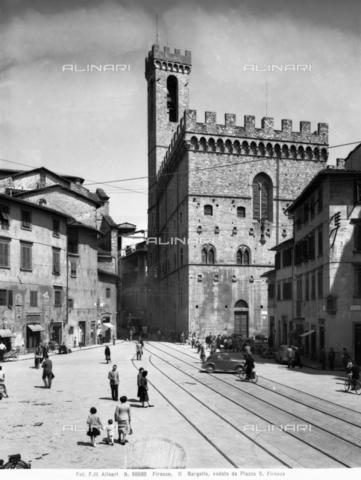 ACA-F-050682-0000 - Palazzo del Bargello, Florence