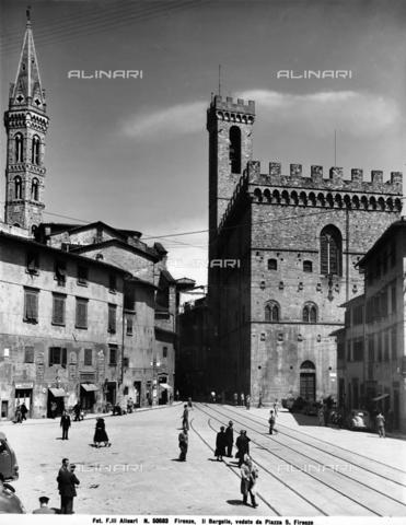 ACA-F-050683-0000 - Palazzo del Bargello, Florence
