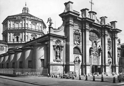 ACA-F-051709-0000 - Church of Santa Maria della Passione, Milan