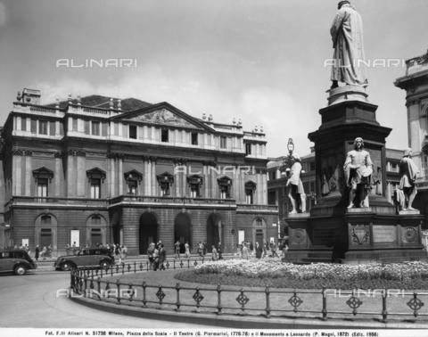 ACA-F-051738-0000 - La Scala Opera House, Milan