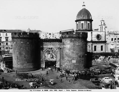 ACA-F-053228-0000 - Porta Capuana, Naples