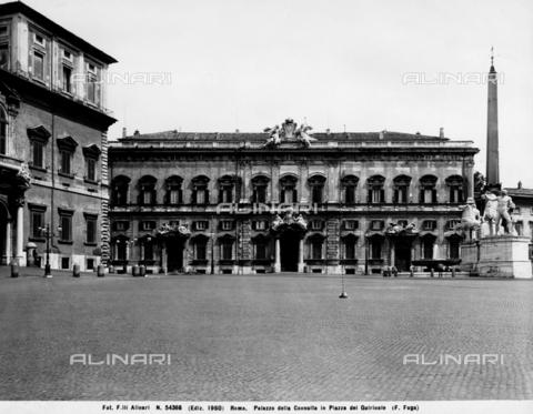 ACA-F-054366-0000 - Palazzo del Quirinale, Rome
