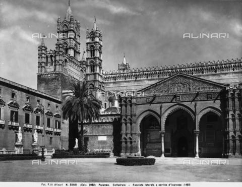 ACA-F-055401-0000 - Portico, Cathedral, Palermo