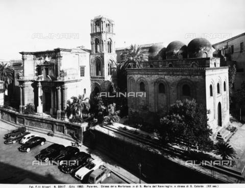 ACA-F-055417-0000 - Facciata della Chiesa della Martorana, Palermo