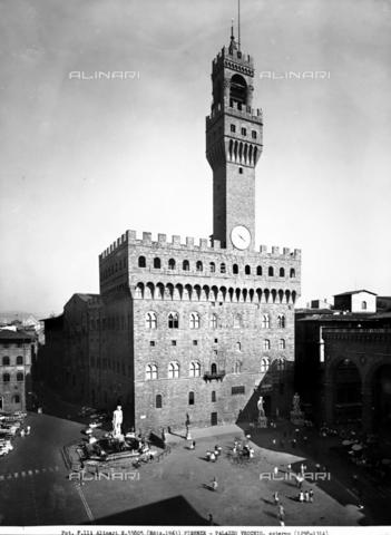 ACA-F-055805-0000 - Palazzo Vecchio, formerly Palazzo della Signoria, Florence