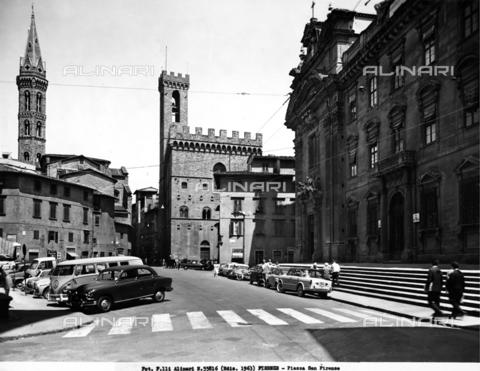 ACA-F-055816-0000 - Palazzo del Bargello, Florence