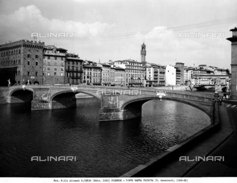 ACA-F-055830-0000 - Ponte Santa Trinita, Florence
