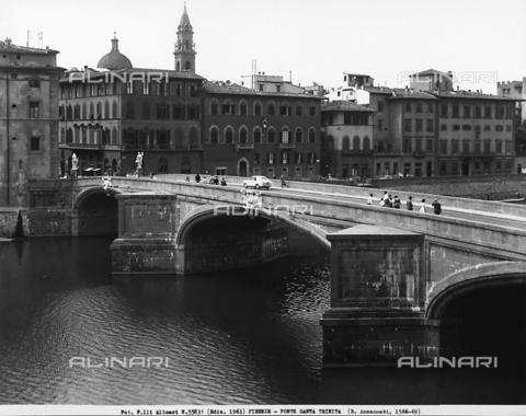 ACA-F-055831-0000 - Ponte Santa Trinita, Florence