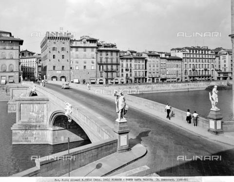 ACA-F-055832-0000 - Ponte Santa Trinita, Florence