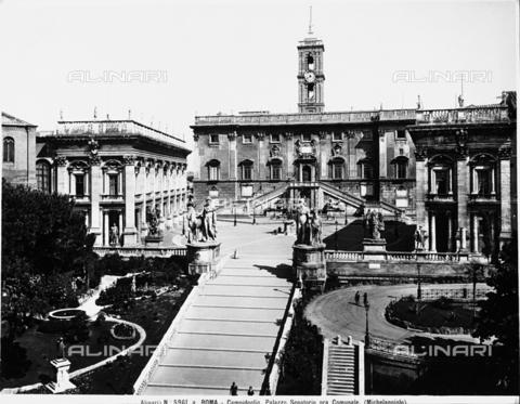 ACA-F-05961A-0000 - Piazza del Campidoglio, Rome