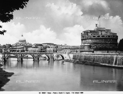 ACA-F-06058A-0000 - Castel Sant'Angelo, Rome