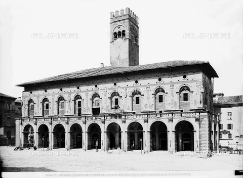 ACA-F-10671V-0000 - Palazzo del Podestà , Bologna