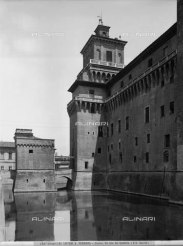 ACA-F-10788B-0000 - Castello Estense, Ferrara