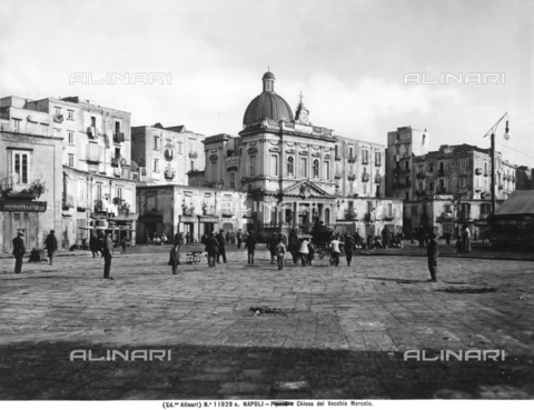 ACA-F-11929A-0000 - Church of Santa Croce al Mercato, Naples