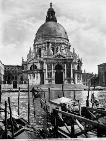 ACA-F-12515A-0000 - Church of Santa Maria della Salute, Venice