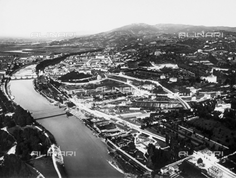 ACA-F-14800A-0000 - Panorama of the hill of Turin and the river Po