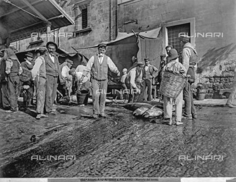 ACA-F-19850A-0000 - Il Mercato del tonno a Palermo