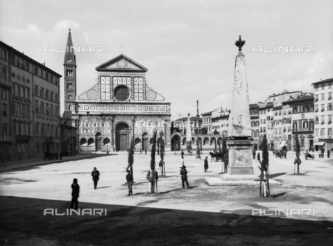 ACA-F-2269AV-0000 - Church of Santa Maria Novella, Florence