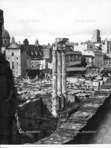 ACA-F-28672A-0000 - Roman Forum, Rome