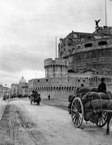 ACA-F-28853D-0000 - Castel Sant'Angelo, Rome