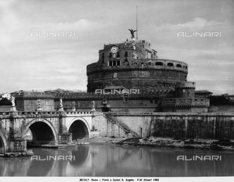 ACA-F-30154A-0000 - Castel Sant'Angelo, Rome