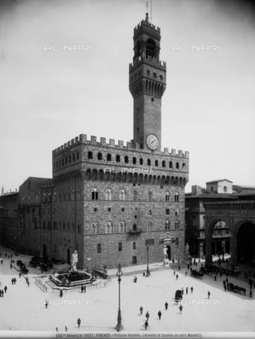 ACA-F-3027VN-0000 - Palazzo Vecchio, formerly Palazzo della Signoria, Florence