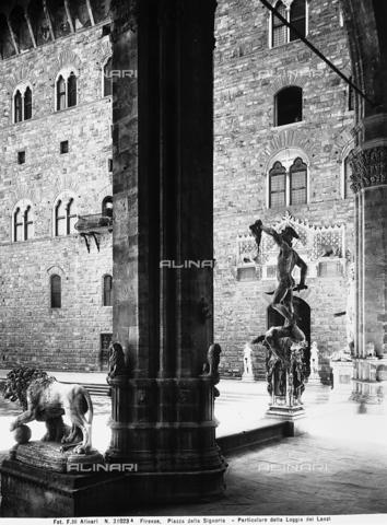 ACA-F-31023A-0000 - Perseus, Loggia dei Lanzi, Florence