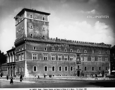 ACA-F-34976A-0000 - Palazzo Venezia, Rome