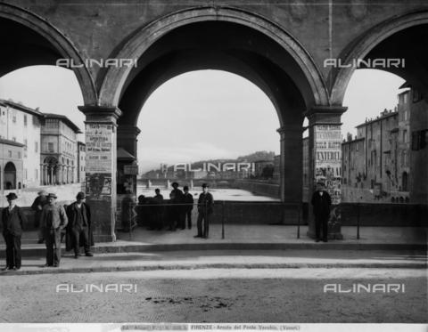 ACA-S-03118B-00VN - Ponte Vecchio, Florence