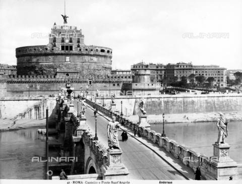 ADA-F-000041-0000 - Castel Sant'Angelo, Rome