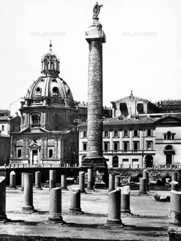 ADA-F-000274-0000 - Trajan's Column, The Forum of Trajan, Rome