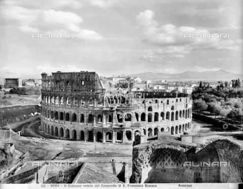 ADA-F-000281-0000 - Flavian Amphitheatre or Colosseum, Rome