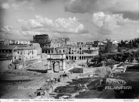 ADA-F-000282-0000 - Flavian Amphitheatre or Colosseum, Rome