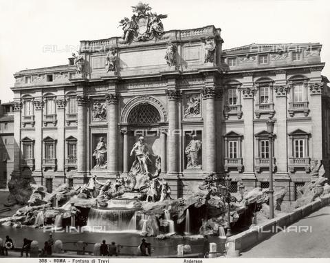 ADA-F-000308-0000 - Trevi Fountain, Piazza di Trevi, Rome