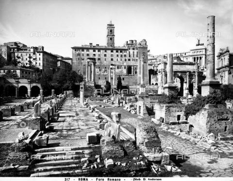 ADA-F-000317-0000 - Basilica Julia, Roman Forum, Rome
