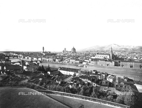 ADA-F-006200-0000 - View of Florence from Piazzale Michelangelo