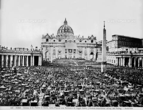 ADA-F-0120VN-0000 - Saint Peter's Basilica, Vatican City