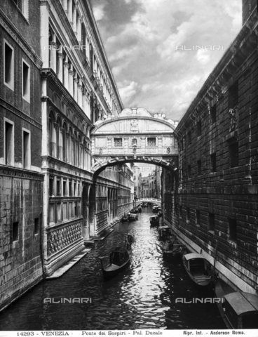 ADA-F-014293-0000 - Bridge of Sighs, Venice