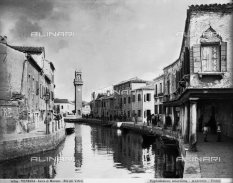 ADA-F-014694-0000 - Rio dei Vetrai (Glaziers' canal), Murano Island