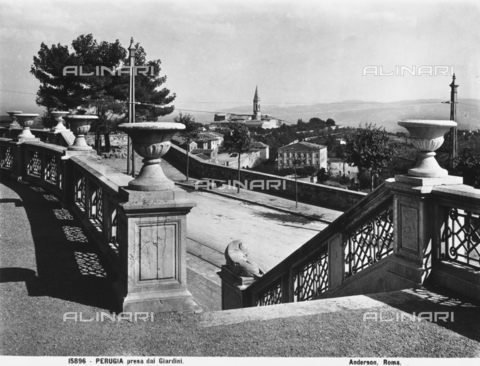 ADA-F-015896-0000 - Perugia dai Giardini Carducci - Data dello scatto: 1900 ca. - Archivi Alinari, Firenze