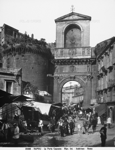 ADA-F-024408-0000 - Porta Capuana, Naples