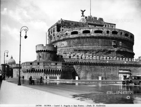 ADA-F-024700-0000 - Castel Sant'Angelo, Rome