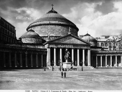 ADA-F-025260-0000 - Church of San Francesco di Paola, Naples