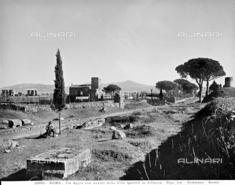 ADA-F-026995-0000 - Old Appian Way, Rome