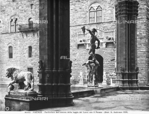 ADA-F-030202-0000 - Loggia della Signoria or Loggia dei Lanzi, Piazza della Signoria, Florence