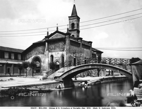 ADA-F-032409-0000 - Church of San Cristoforo sul Naviglio, Milan
